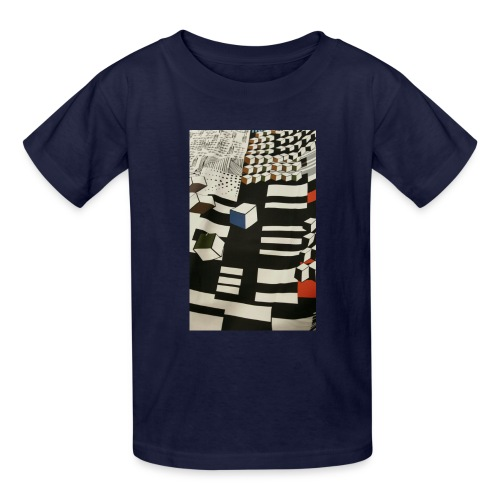 Urban Cubist - Toddler - Kids' T-Shirt