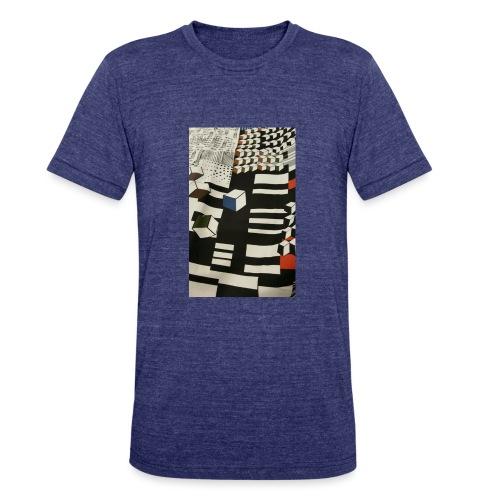 Urban Cubist - Toddler - Unisex Tri-Blend T-Shirt