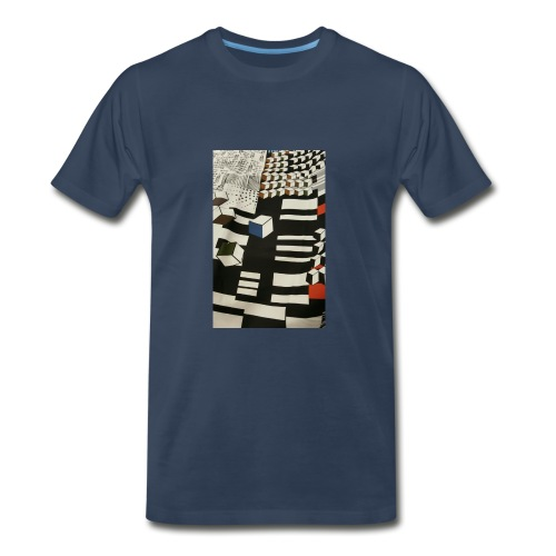 Urban Cubist - Toddler - Men's Premium T-Shirt