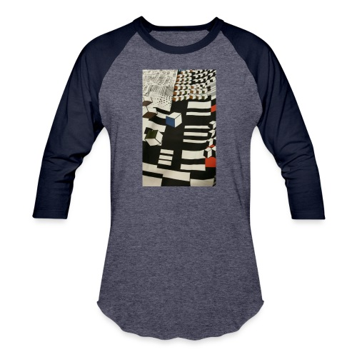 Urban Cubist - Toddler - Baseball T-Shirt