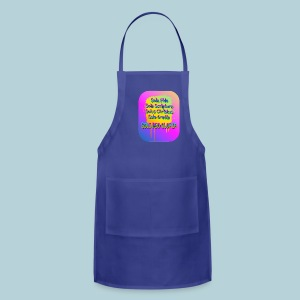 The Five Solas - Adjustable Apron