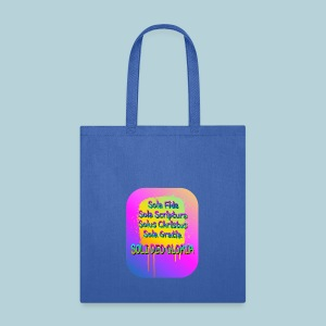 The Five Solas - Tote Bag