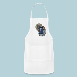 Traveling through Time 2 - Adjustable Apron