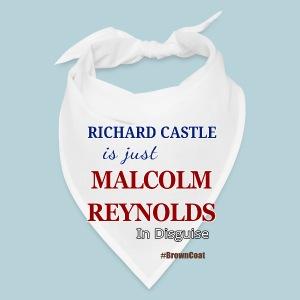Castle is Reynolds - Bandana