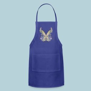 Decorative Butterfly - Adjustable Apron