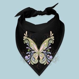 Decorative Butterfly - Bandana
