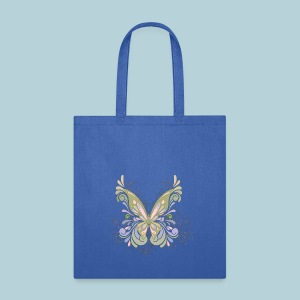 Decorative Butterfly - Tote Bag