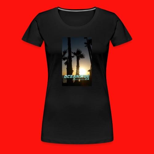 Oceanside CA t-shirt - Women's Premium T-Shirt