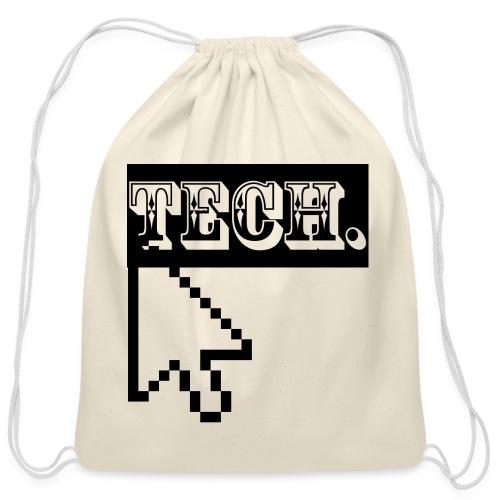 TECH T-Shirt - Cotton Drawstring Bag