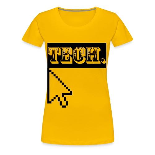 TECH T-Shirt - Women's Premium T-Shirt