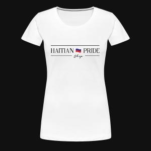 Haitian Pride Shop Mens T-Shirt - Women's Premium T-Shirt