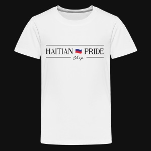 Haitian Pride Shop Mens T-Shirt - Kids' Premium T-Shirt