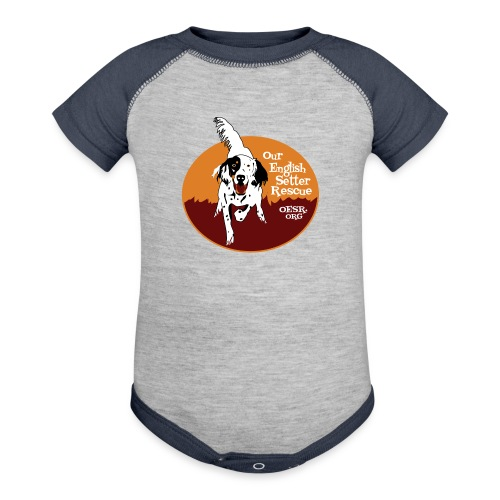 Women's OESR Tri-color Setter Shirt - new for 2016 - Contrast Baby Bodysuit