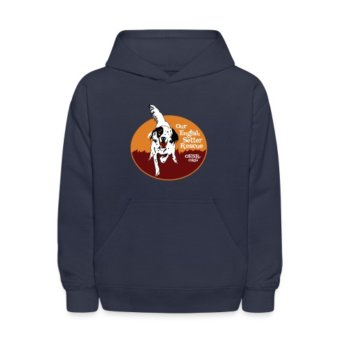 Women's OESR Tri-color Setter Shirt - new for 2016 - Kids' Hoodie