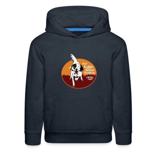 Women's OESR Tri-color Setter Shirt - new for 2016 - Kids' Premium Hoodie