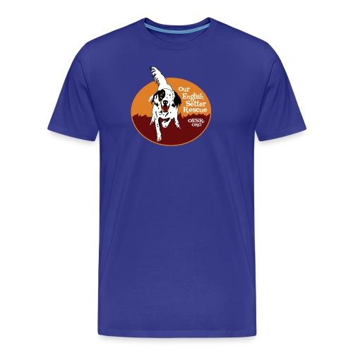 Women's OESR Tri-color Setter Shirt - new for 2016 - Men's Premium T-Shirt