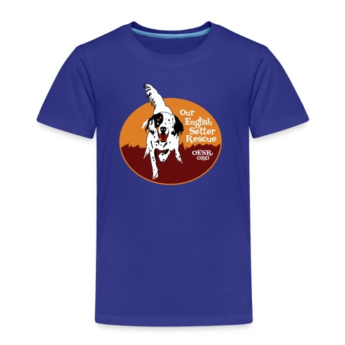 Women's OESR Tri-color Setter Shirt - new for 2016 - Toddler Premium T-Shirt