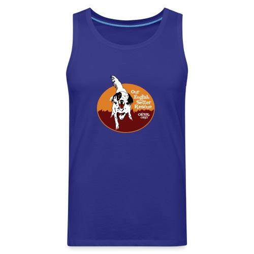 Women's OESR Tri-color Setter Shirt - new for 2016 - Men's Premium Tank