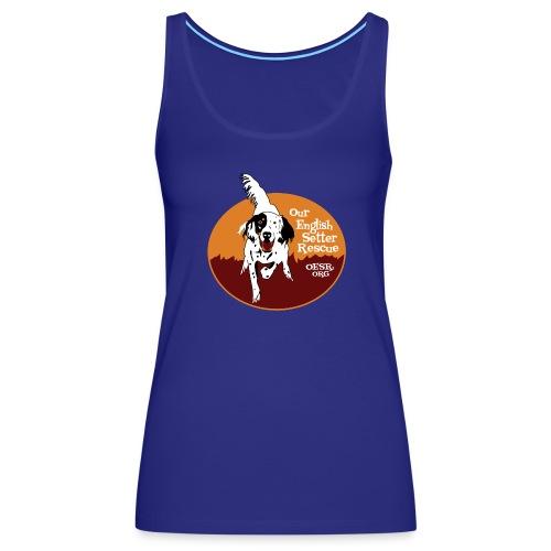 Women's OESR Tri-color Setter Shirt - new for 2016 - Women's Premium Tank Top