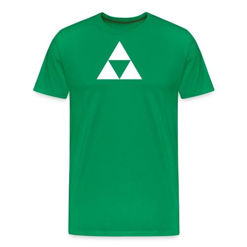 Hero's Shirt - Men's Premium T-Shirt
