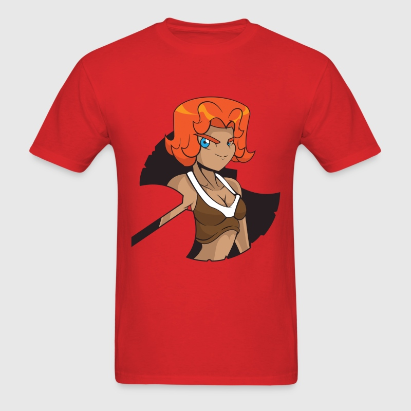 Clash of Clans Valkyrie - Men's T-Shirt