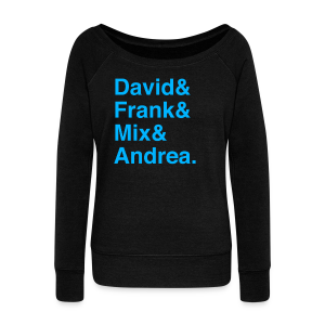 NYCFC & - Women's Wideneck Sweatshirt