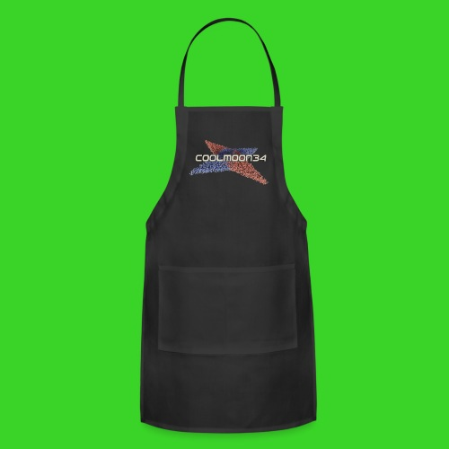 Men's Logo Shirt - Adjustable Apron