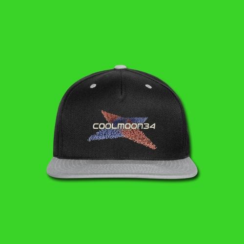 Men's Logo Shirt - Snap-back Baseball Cap