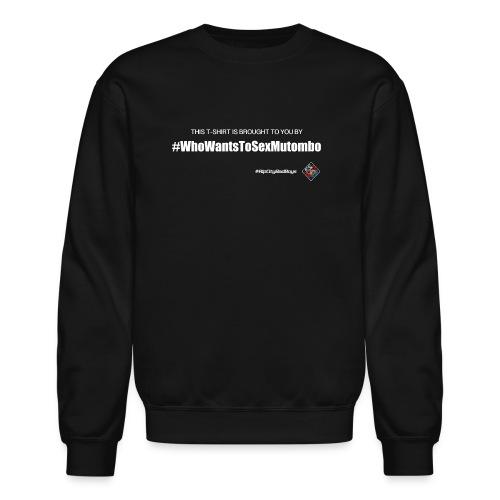 RCBB Mutombo Ladies T - Crewneck Sweatshirt