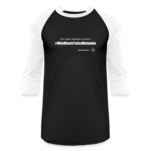 RCBB Mutombo Ladies T - Baseball T-Shirt