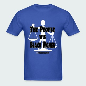 Up to 5XL-The People White - Men's T-Shirt