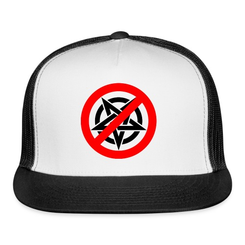 Say no to Evil One - Trucker Cap