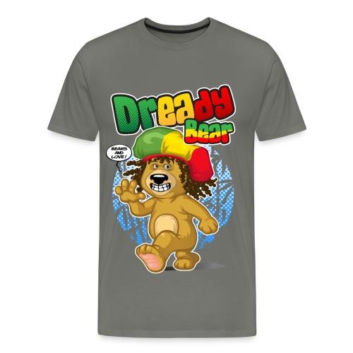Dready Bear - Men's Premium T-Shirt