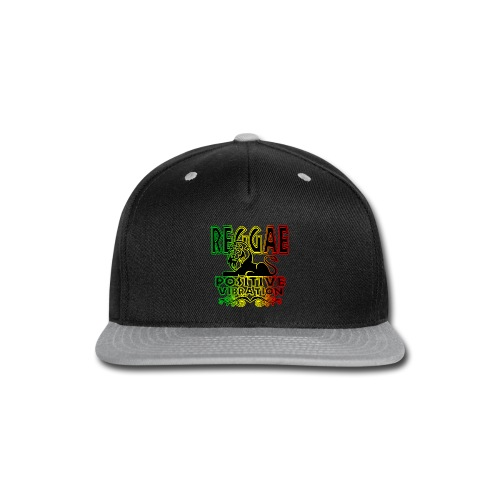 Positive Vibration - Snap-back Baseball Cap
