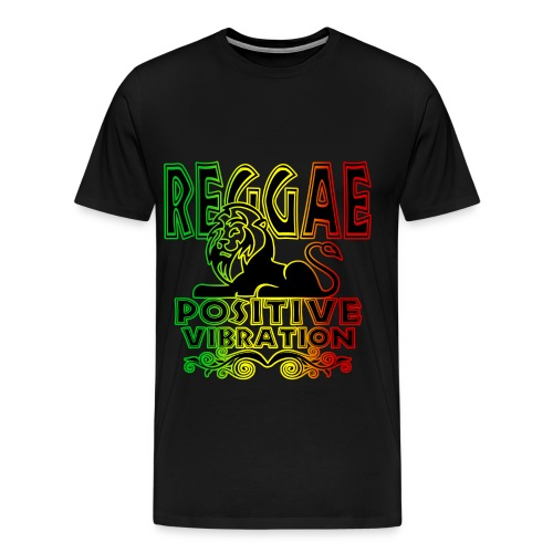 Positive Vibration - Men's Premium T-Shirt
