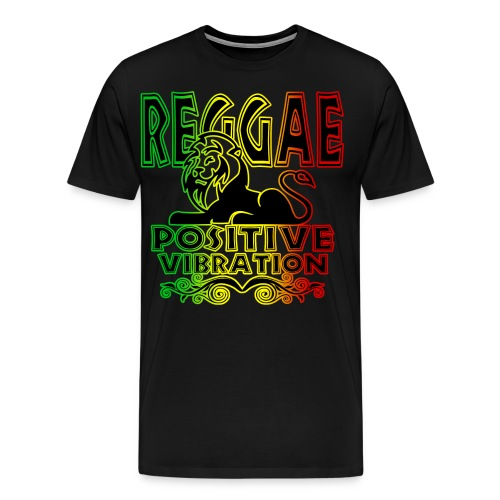 Positive Vibration - Men's Premium T-Shirt