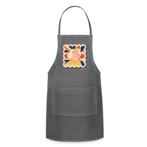 The Queen T-Shirt - Adjustable Apron