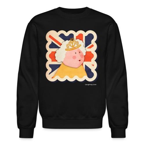 The Queen T-Shirt - Crewneck Sweatshirt
