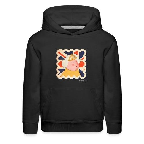 The Queen T-Shirt - Kids' Premium Hoodie