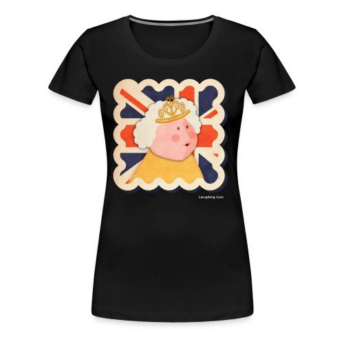 The Queen T-Shirt - Women's Premium T-Shirt
