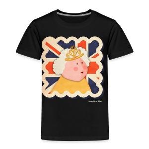 The Queen T-Shirt - Toddler Premium T-Shirt