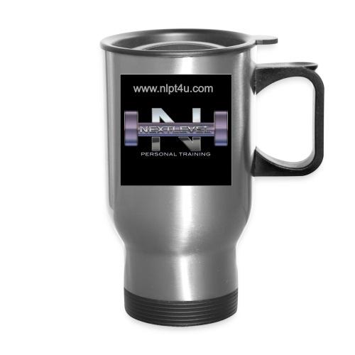 Next Level Logo Thermos - Travel Mug
