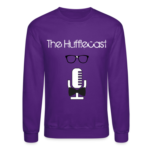 The Hufflecast T-Shirt - Crewneck Sweatshirt