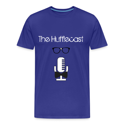 The Hufflecast T-Shirt - Men's Premium T-Shirt