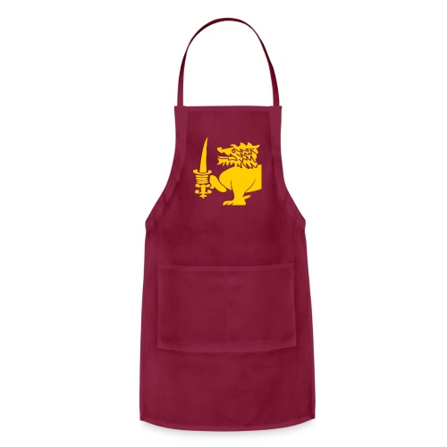 Lion Shirt - Adjustable Apron