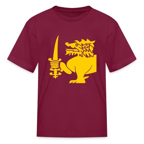Lion Shirt - Kids' T-Shirt