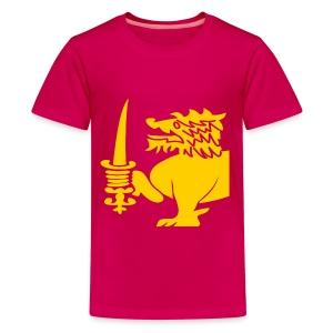 Lion Shirt - Kids' Premium T-Shirt