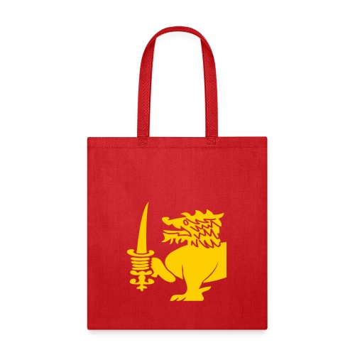 Lion Shirt - Tote Bag