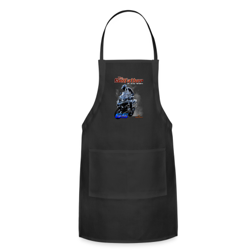 The Godfather of dual-sport. - Adjustable Apron