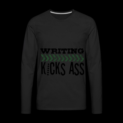 Writing Kicks Ass